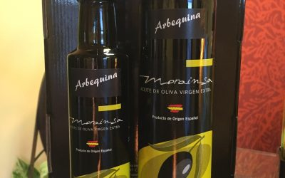 A la venta Aceite Arbequina