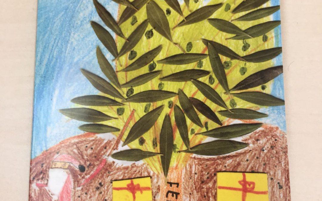 Concurso de Christmas: El olivo