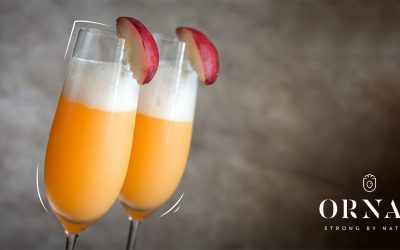 Recettes Gourmet:   Cocktail de Bellini