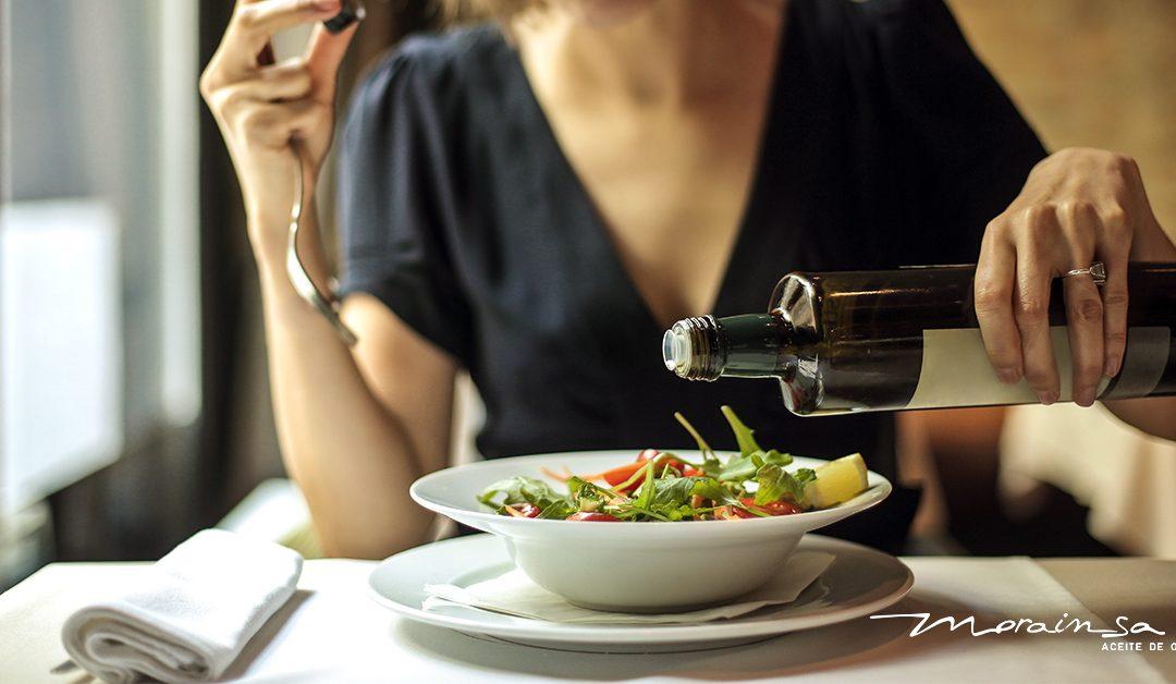 Los mejores beneficios del aceite de oliva en tu cocina