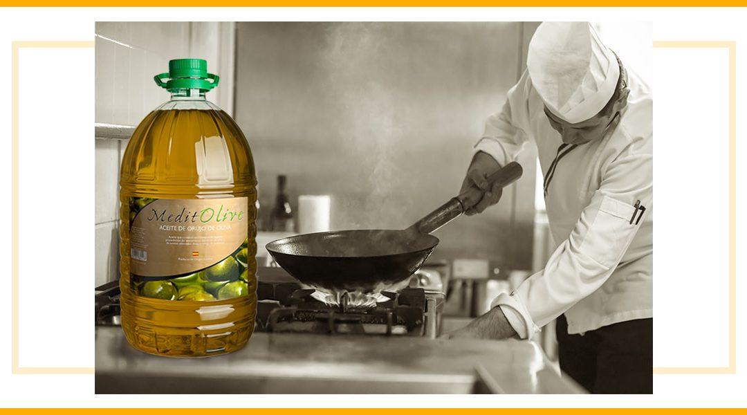 Conoce cuál es el mejor aceite para freír