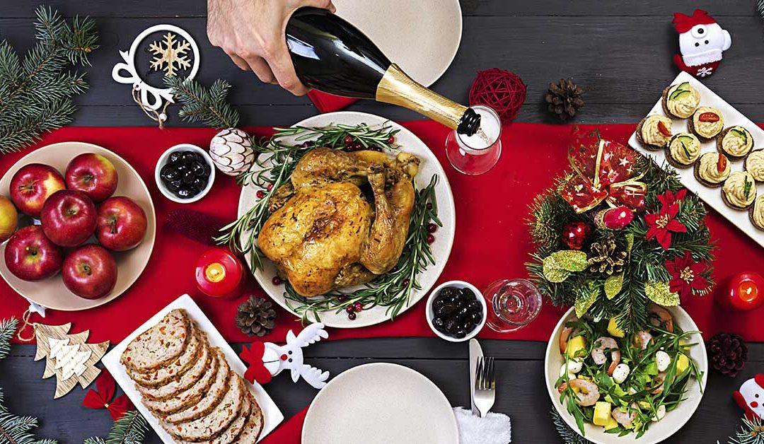 El AOVE, protagonista de las comidas navideñas